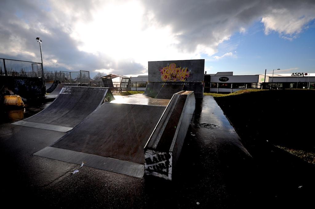 Bury Skate Park
