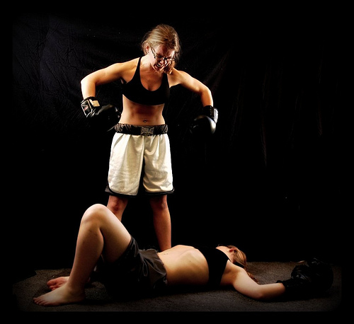 Female Boxing Sex 37