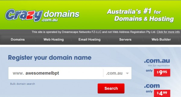 how to sell your crazy domain name