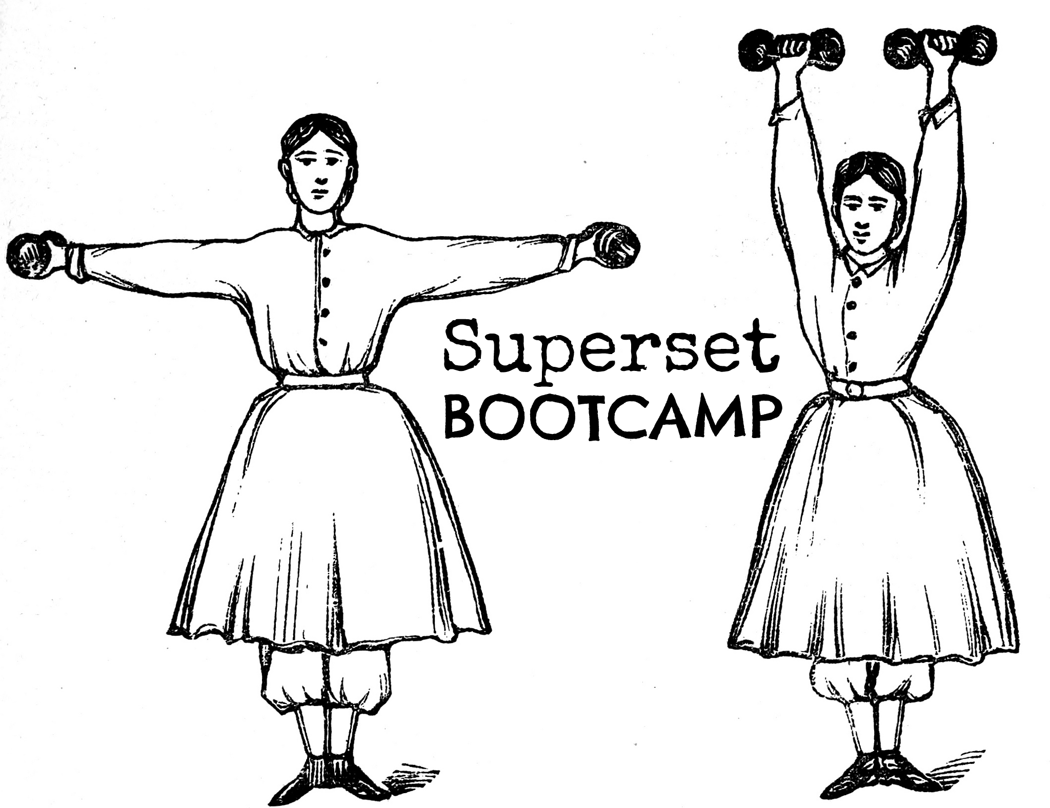 classic dumbbell ss