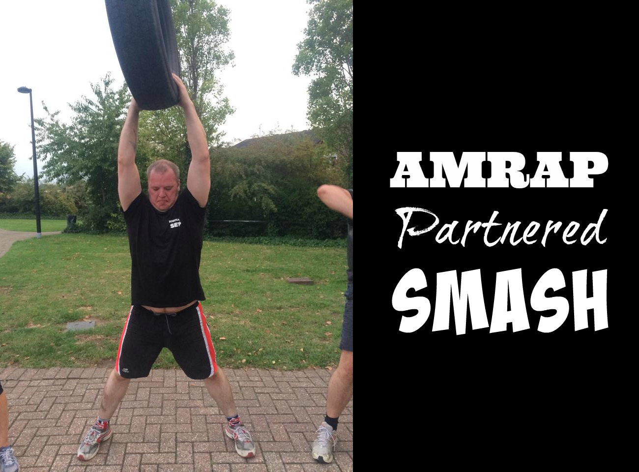 amrap partnered smash