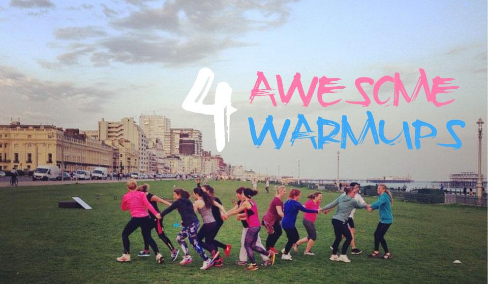 Four-warm-ups