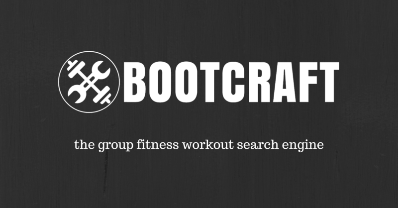 the group fitness workout search engine